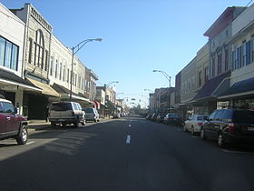 Downtown Mount Airy