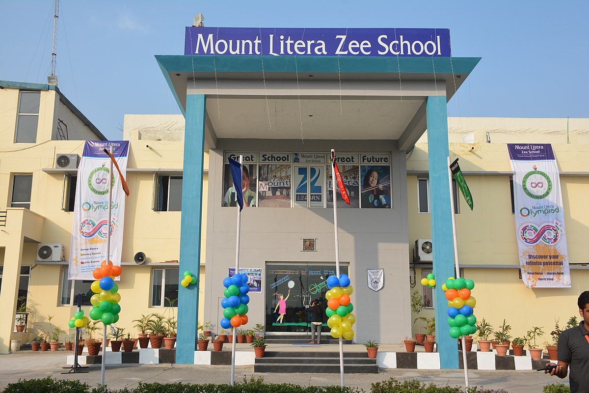 Mount Litera Zee School Moga Wikipedia