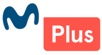 Movistar Plus (Peru) - 2017 logo.png