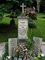 Mozart Family tomb.JPG