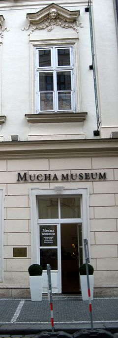 Mucha Museum in Prague.jpg