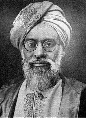 Ahmadiyya in the United States - Mufti Muhammad Sadiq, the first Ahmadi missionary to the United States