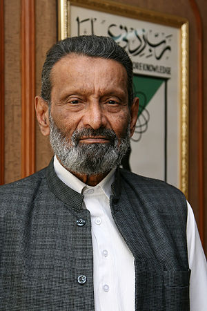Mumtaz Ahmed Khan