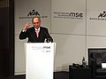 Munich Security Conference 2010 - KM258-Rede Ischinger1.jpg