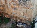 Mur del Temple de Diana de Sagunt, detall.JPG