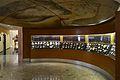 Museu de Prehistòria de València, plaquetes de la cova del Parpalló.JPG
