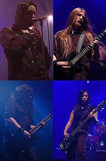 My Dying Bride British metal band