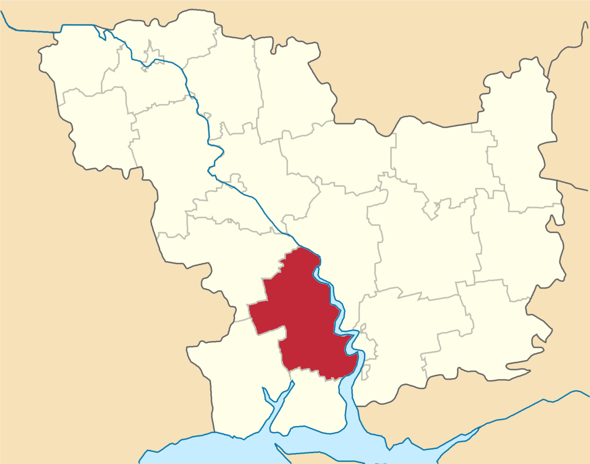 Courts of Nikolaev and Mykolaiv region