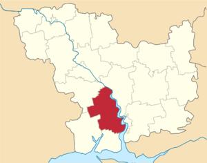 Mykolaiv Raion, Mykolaiv Oblast - Image: Mykolayivskyi Myl Raion