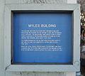 Myles Building Historical Marker 1.jpg