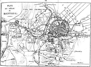 Siege of Danzig (1813) 1813 siege