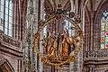 Nürnberg, St. Lorenz, Englischer Gruß von Veit Stoß 20170616 003.jpg