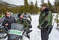 N-CGSAP riders talking with a ranger at the Madison Warming Hut (0de02811-bfa8-49f5-b530-e69723158d9a).jpg