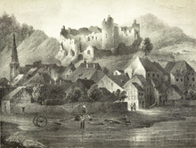 histoire de la Berthe de La Roche dans LEGENDES-SUPERSTITIONS 220px-N-Liez_vue-de-laroche
