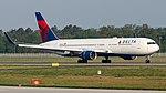 N186DN Delta Airlines B763 (41592659522).jpg