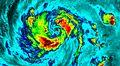 NASA-NOAA's Suomi NPP Satellite Gets Colorful Look at Hurricane Blanca (18492946285).jpg