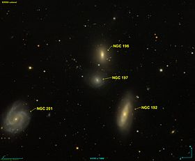 Image illustrative de l'article NGC 197