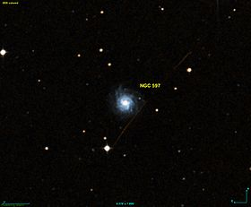 Image illustrative de l'article NGC 597