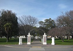 Martinborough's Memorial Square