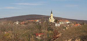 Velence Hills - Image: Nadap 01