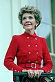 Nancy Reagan During a Photo Shoot for Time Magazine on The State Floor Balcony C26440-36A.jpg