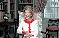 Nancy Reagan Interview with McCall's Magazine in The Map Room C30206-8.jpg