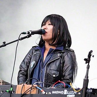 Nancy Whang - Image: Nancy Whang performing in 2016
