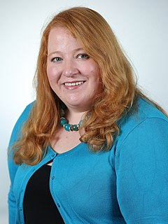 Naomi Long Leader of the Alliance Party of Northern Ireland