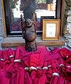 Napkin Table at Dining Hall (Tassajara).jpg
