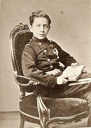 Napoléon, Prince Imperial - Napoléon at age 14, 1870