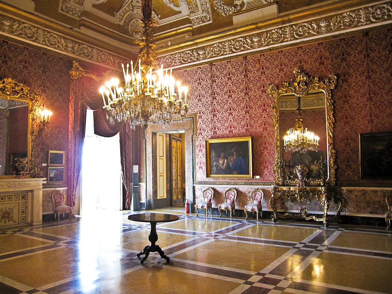 Sala Ricevimenti Roma Villa Regista Castelli Roaming