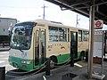 Nara Kotsu 208 at Horyuji Station-2.jpg