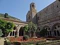 Narbonne Abbaye Sainte-Marie de Fontfroide 9.JPG