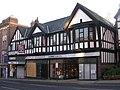 Nash's Fish and Chip Restaurant - Merrion Street - geograph.org.uk - 632675.jpg