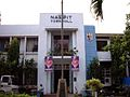 Nasipit town hall (2) front.JPG
