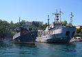 Navy in S bay Sevastopol 2008 G1.jpg