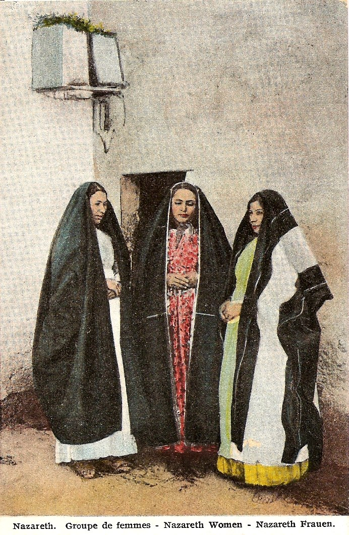 Nazareth.3women