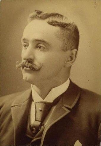 Ned Hanlon Tomlinson 1887