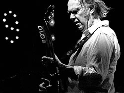Neil Young-演員近照
