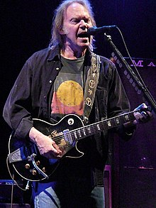Opinion. You Johnny rotten neil young can not