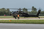 Netherlands - Air Force Boeing AH-64D Apache Longbow Q-26 (cn DN026) (21467916744).jpg