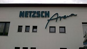Selb - Image: Netzsch Arena