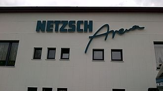 Selb - Image: Netzsch Arena