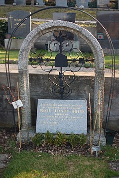 Neustifter Friedhof - Josef Krips