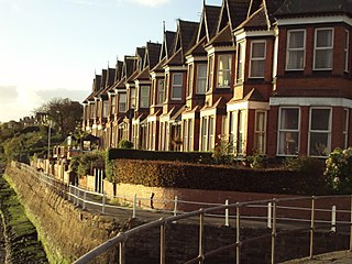 urban area on the Wirral Peninsula in Merseyside, England