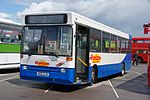 New Horizon Travel bus (M65 VJO), 2012 North Weald bus rally.jpg