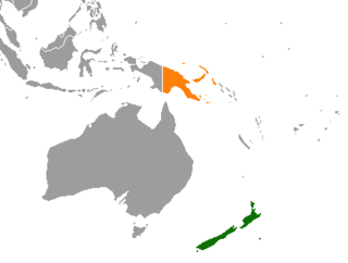 New Zealand–Papua New Guinea relations