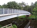 Newly constructed footbridge over River Nidd - geograph.org.uk - 411415.jpg