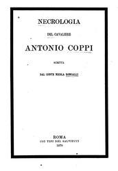 Nicola Roncalli: Necrologia del cavaliere Antonio Coppi