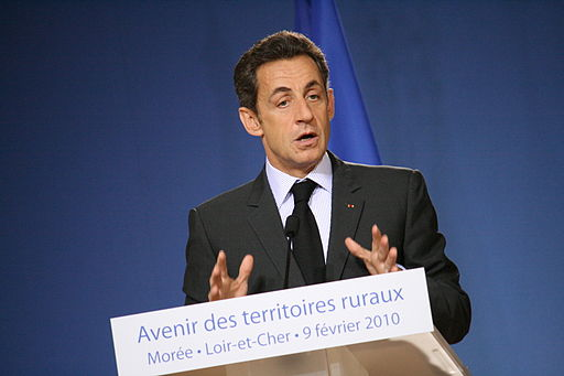 Nicolas Sarkozy, 2010